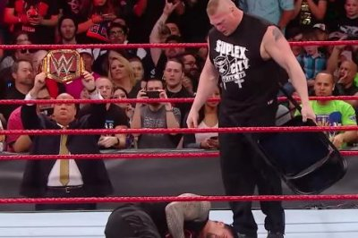 WWE Raw: Lesnar decimates Reigns, Hardy 'deletes' Wyatt