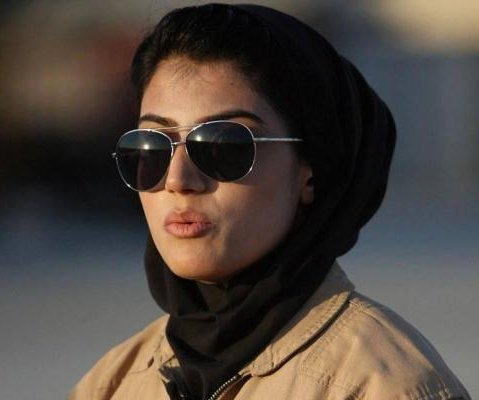 First female pilot in Afghan air force granted asylum in U.S.