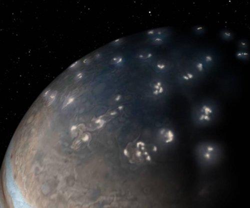 Juno probe helps scientists solve Jupiter's lightning mystery