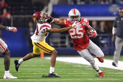 No. 5 Ohio State hosts Oregon State in first game without Urban Meyer
