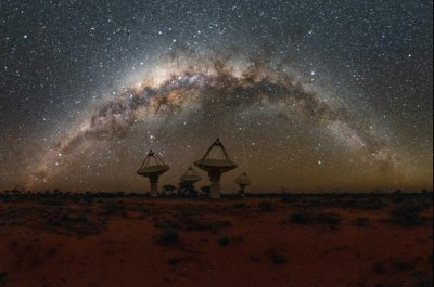 Telescope spots 20 new fast radio bursts