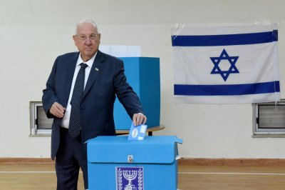 Israeli president receives election results, offers unity gov't plan