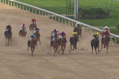 Secretariat edges Seattle Slew, Citation to win virtual Kentucky Derby