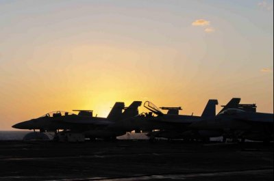 Nimitz moves into Indo-Pacific region after 270 days in Central Command