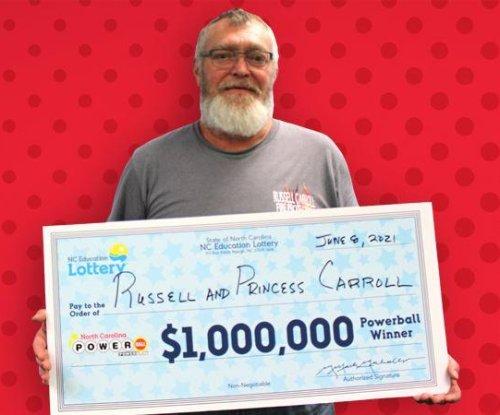 $1M Powerball ticket spent three weeks in oblivious winner's wallet