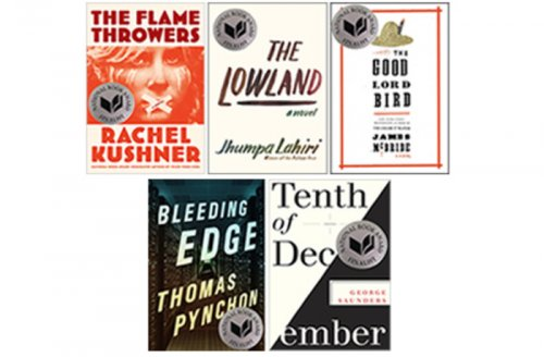 National Book Award nominations announced