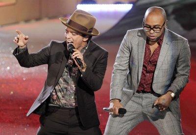 Bruno Mars' 'Heaven' still No. 1 on U.S. record chart