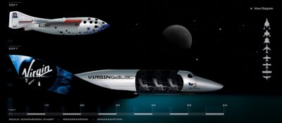 SpaceShipTwo soars to 71,000 feet above Earth during test
