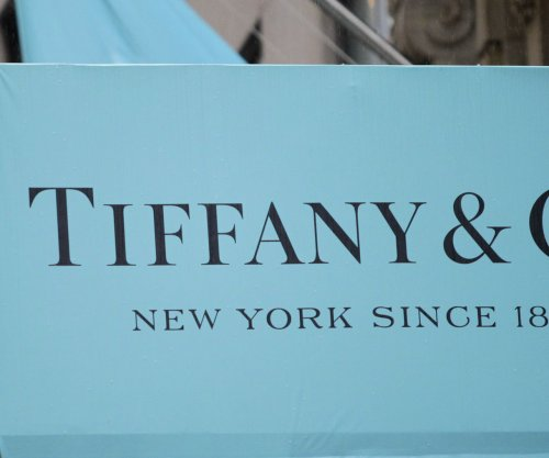 Tiffany reports decline in sales for first time in five years