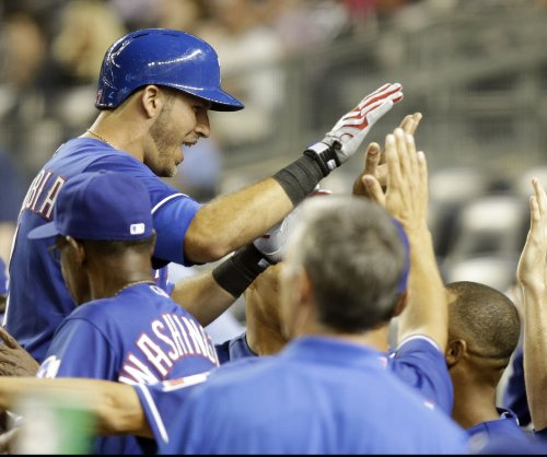 Texas Rangers clinch playoff berth with 5-3 victory