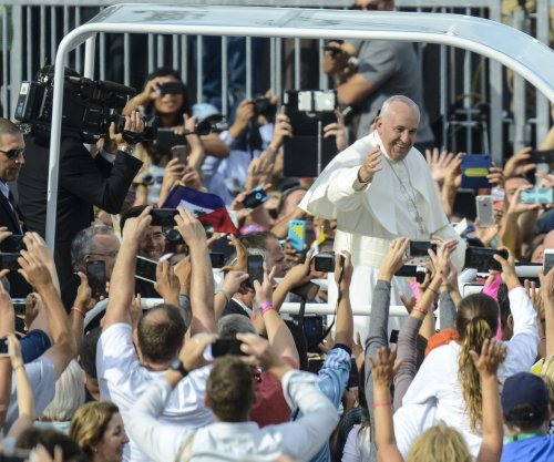 Wheelchair-bound boy, blessed by Pope, gets crowdfund donations
