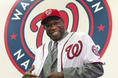 Dusty Baker introduced as Washington Nationals manager