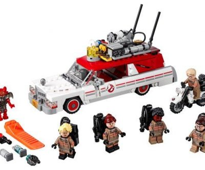 Lego reveals sets from upcoming 'Ghostbusters' reboot