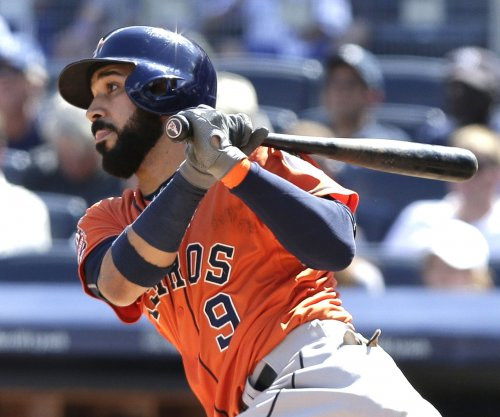 Marwin Gonzalez propels Houston Astros to sweep of Los Angeles Angels