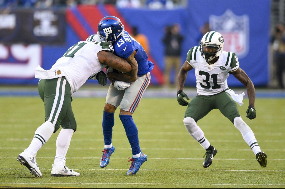New York Jets DL Sheldon Richardson suspended for Week 1 UPI