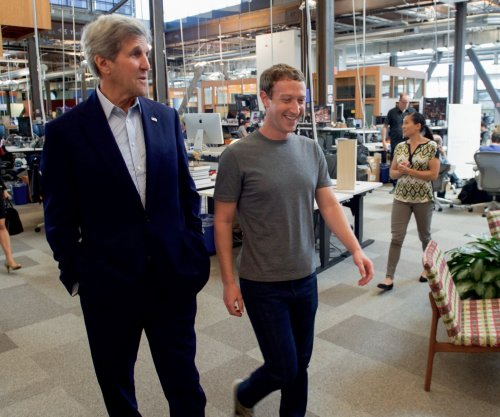 Facebook leads list of 100 'Best Places to Work'