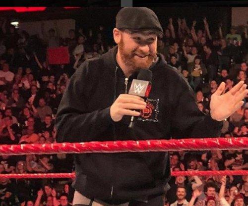 WWE's Sami Zayn undergoes shoulder surgery, out indefinitely