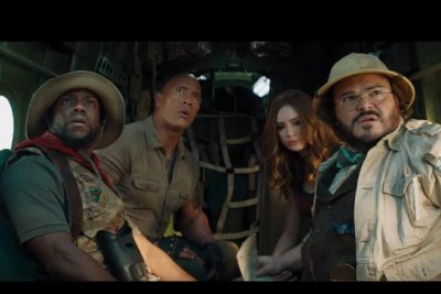 'Jumanji: The Next Level': Danny DeVito, Danny Glover join game in first trailer