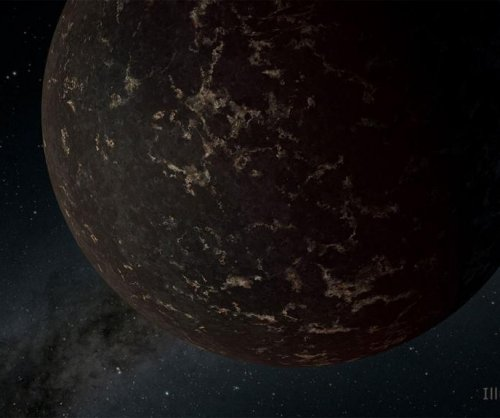 Study: NASA data shows Earth-sized exoplanet lacks atmosphere