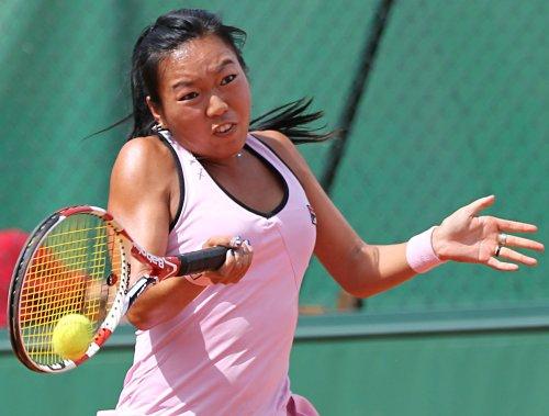 King earns spot in Guangzhou Open semis