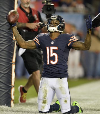 Bears' Marshall fined for shoe violation, says he'll gladly pay
