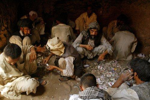 Karzai's half brother an opium baron?