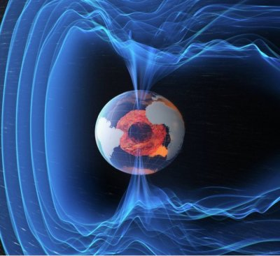 Trio of satellites launched to study Earth's magnetic field