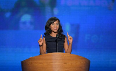 Obama: Let's not live out 'Scandal'