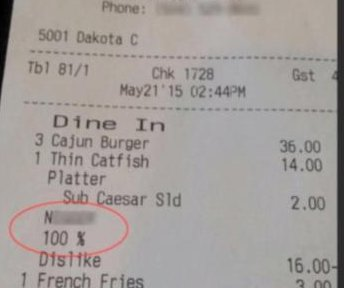 New Orleans restaurant apologizes for racial slur on receipt