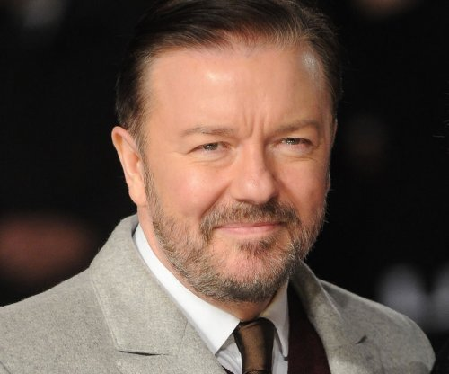Ricky Gervais to host the Golden Globes ceremony for a fourth time