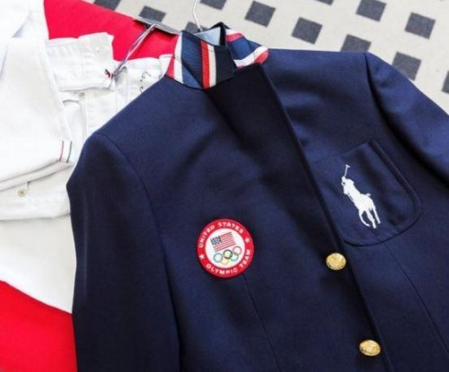 Ralph Lauren reveals Olympic uniforms for Team USA