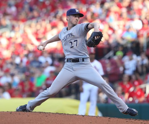 Zach Davies, Milwaukee Brewers shut down Atlanta Braves