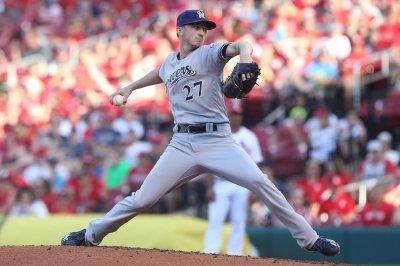 Zach Davies, Milwaukee Brewers shut down Atlanta Braves