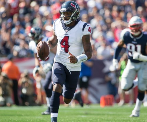 Deshaun Watson: Houston Texans QB named AFC Offensive Player of the Week