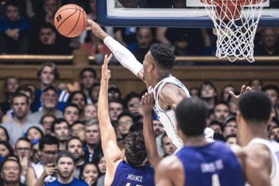 No. 1 Duke produces better effort vs. Furman