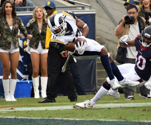 Fantasy Football: Los Angeles Rams WR Robert Woods to miss multiple games