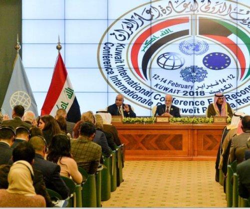 Iraqi allies pledge $30B to rebuild country