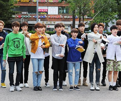 Seventeen promotes 'Fear' with special video
