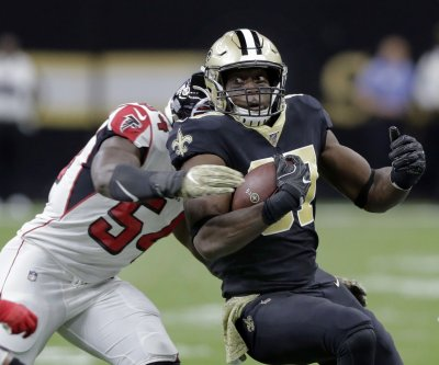 Falcons stun Saints in NFC South upset