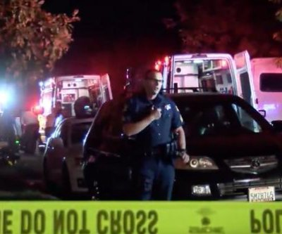 4 killed, 6 wounded in shooting at California football party