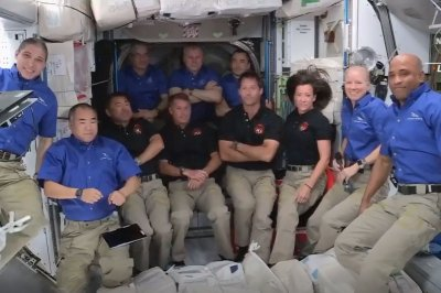 SpaceX Crew-2 astronauts enter International Space Station