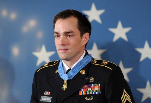 Medal of Honor awarded to Afghan war hero