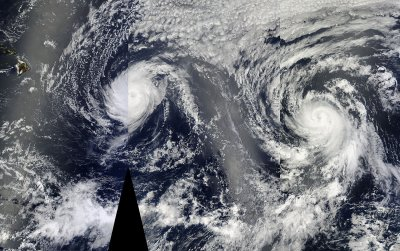 Hawaii prepares for Ana, 2nd tropical storm in 3 months
