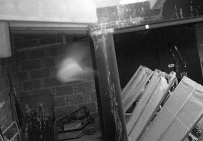 'Haunted' castle camera snaps 'ghost' picture