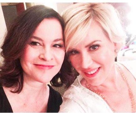 Ally Sheedy, Molly Ringwald reunite at 'Breakfast Club' anniversary screening