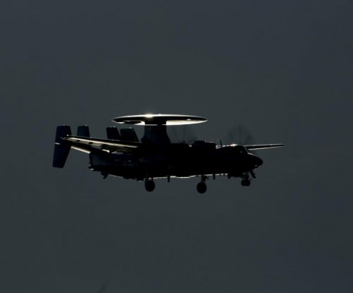 Northrop Grumman gets production, support contracts for E-2D Hawkeye