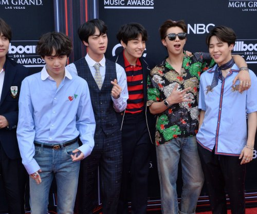 BTS' 'Love Yourself: Tear' is No. 1 on the U.S. album chart