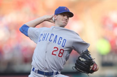 First things first for Cubs' Hendricks vs. Cardinals