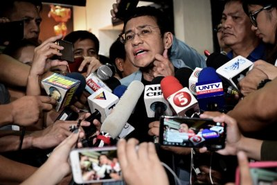 Philippine journalist jailed for cyber libel is released on bail