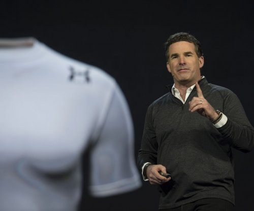 Under Armour CEO Kevin Plank to step down
